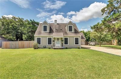 Brazos County Single Family Home For Sale: 113 Rebecca Street