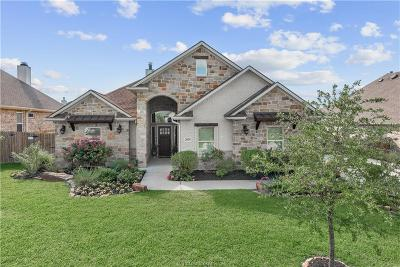 College Station Single Family Home For Sale: 2606 Chillingham Court