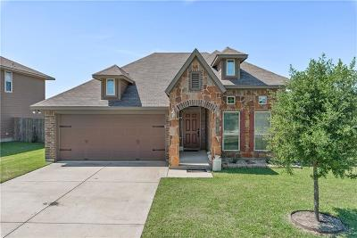 Navasota Single Family Home For Sale: 202 Boulder Drive