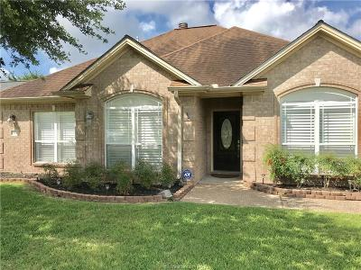 Bryan Single Family Home For Sale: 4908 Brompton