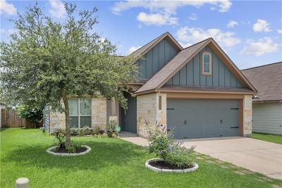 Bryan Single Family Home For Sale: 2008 Positano Loop