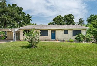 Bryan Single Family Home For Sale: 906 Mitchell Street