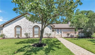 Bryan Single Family Home For Sale: 2510 Towering Oaks Drive