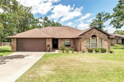 Brazos County Single Family Home For Sale: 5557 Somerford Lane