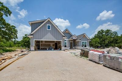 College Station Single Family Home For Sale: 4701 Coral Berry Cove