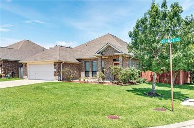 College Station TX Single Family Home For Sale: $268,500
