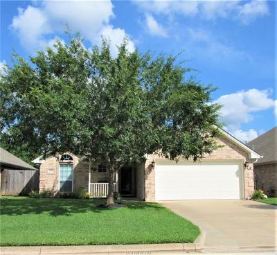 Bryan Single Family Home For Sale: 2602 Priscilla Court