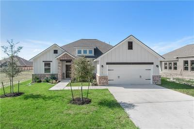 College Station Single Family Home For Sale: 4104 Bison Bend Court