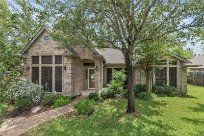 College Station Single Family Home For Sale: 5007 Harbour Town Court