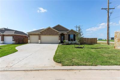 Navasota Single Family Home For Sale: 7400 Saint Andrews Drive
