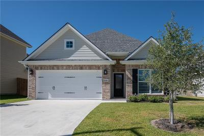 College Station Single Family Home For Sale: 2510 Cordova Ridge Court