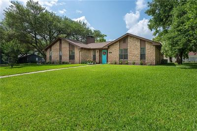 Bryan Single Family Home For Sale: 2212 Windsor Drive