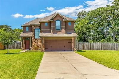 Brazos County Single Family Home For Sale: 2905 Silver Oak Court