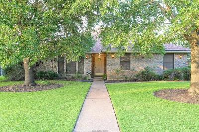 College Station Single Family Home For Sale: 2903 Bolero