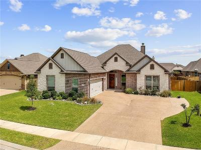 Brazos County Single Family Home For Sale: 15735 Timber Creek Lane
