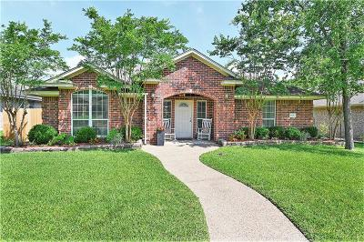 College Station Single Family Home For Sale: 1507 Bluefield Court