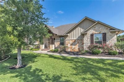 Brazos County Single Family Home For Sale: 5200 Stirrup Court