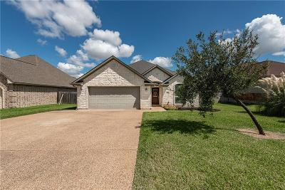 College Station Single Family Home For Sale: 3310 Keefer Loop