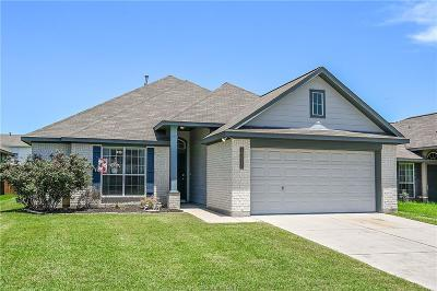 College Station Single Family Home For Sale: 15113 Pidmont Lane
