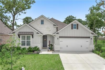 College Station Single Family Home For Sale: 4012 Eskew Drive