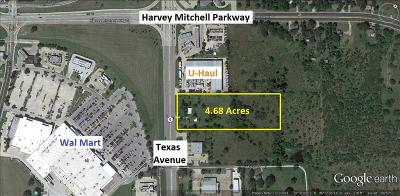 Brazos County Residential Lots & Land For Sale: 2823 Texas