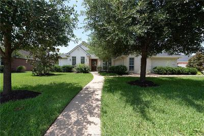 College Station Single Family Home For Sale: 1109 Mission Hills Drive