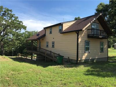 Leon County Single Family Home For Sale: 20048 County Rd 376