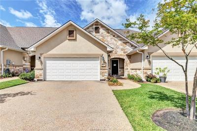 College Station Condo/Townhouse For Sale: 1467 Buena