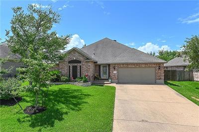 College Station Single Family Home For Sale: 2066 Ravenstone