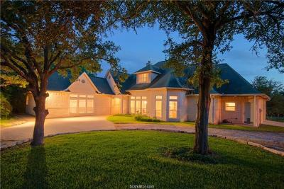 Brazos County Single Family Home For Sale: 13922 I & Gn Road