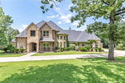 College Station Single Family Home For Sale: 4721 Johnson Creek