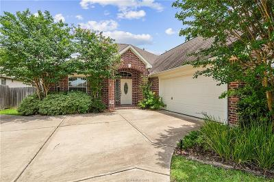 College Station Single Family Home For Sale: 2419 Newark Circle