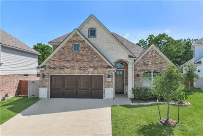 College Station Single Family Home For Sale: 4037 Crestmont Drive
