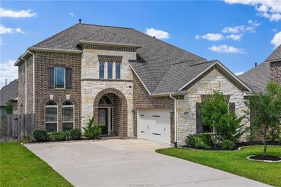 College Station Single Family Home For Sale: 4410 Norwich Drive