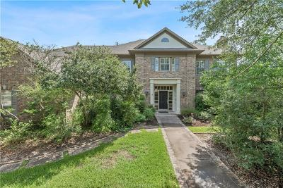 College Station Single Family Home For Sale: 3003 Coronado Drive