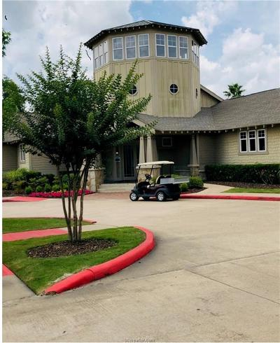 College Station Condo/Townhouse For Sale: 1725 Harvey Mitchell Parkway #1334