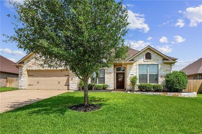 Bryan Single Family Home For Sale: 2904 Caney Court