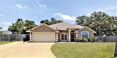 Brazos County Single Family Home For Sale: 1114 Pamplin
