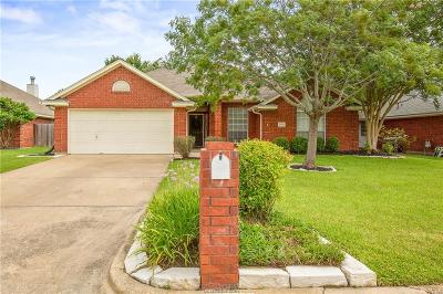 Brazos County Single Family Home For Sale: 1705 Starling Drive