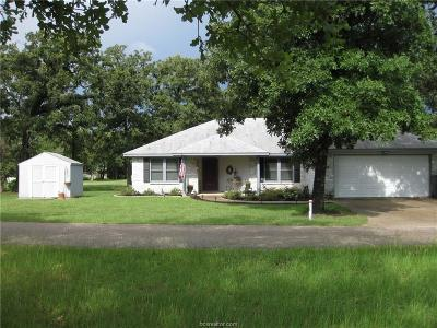 Leon County Single Family Home For Sale: 16 Patio Drive
