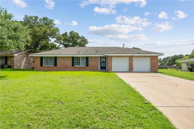 Bryan Single Family Home For Sale: 3613 Oak Ridge Drive