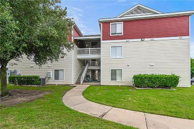 Brazos County Condo/Townhouse For Sale: 525 Southwest Parkway #303