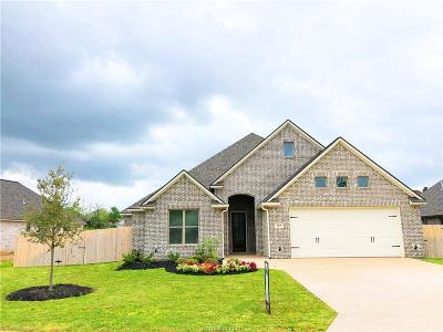 Brazos County Single Family Home For Sale: 3214 Rose Hill Lane