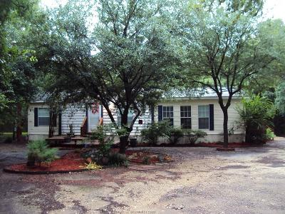 Brazos County Single Family Home For Sale: 1291 Colwell Court