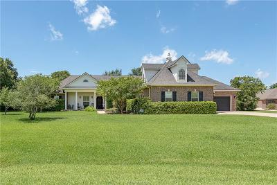 Brazos County Single Family Home For Sale: 4904 Ginger Court
