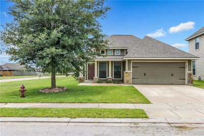College Station Single Family Home For Sale: 15502 Baker Meadow Loop
