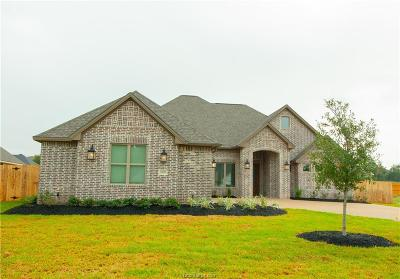 Bryan Single Family Home For Sale: 3210 Rose Hill Lane
