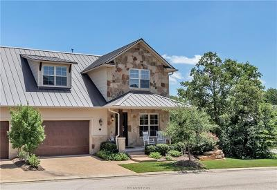 Bryan  , College Station Condo/Townhouse For Sale: 3400 Heisman #6M