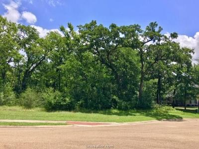 bryan Residential Lots & Land For Sale: 3221 Elm Creek Court