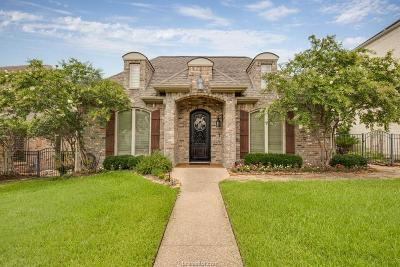 College Station Single Family Home For Sale: 4711 Stonebriar